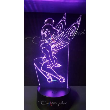 Veilleuse LED fée clochette