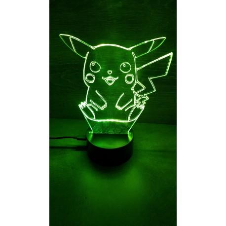 Veilleuse LED Pikachu