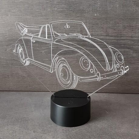 Veilleuse Led Cox VW cabriolet
