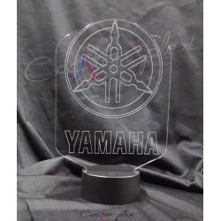 veilleuse logo YAMAHA