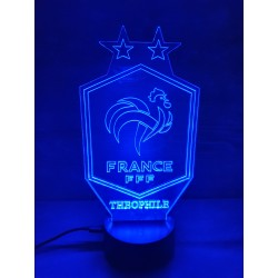 Veilleuses LED Foot coq