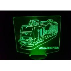 Veilleuse LED locomotive
