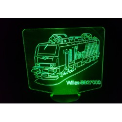 Veilleuse LED locomotive