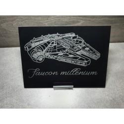 tableau Faucon Millenium
