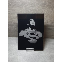 tableau Superman