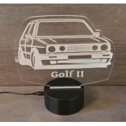 Veilleuse LED VW  Golf 2