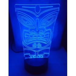 Veilleuse LED tiki