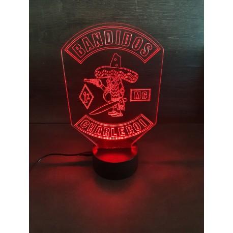 Veilleuse LED Bandidos