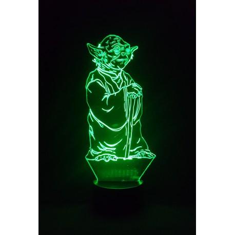 veilleuse Yoda