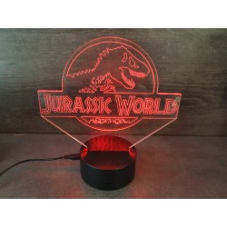 veilleuse Led Jurassic World