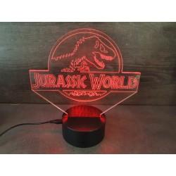 veilleuse Led Jurassic World