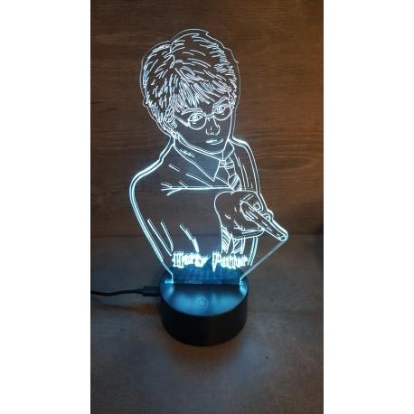 veilleuse Led Harry potter