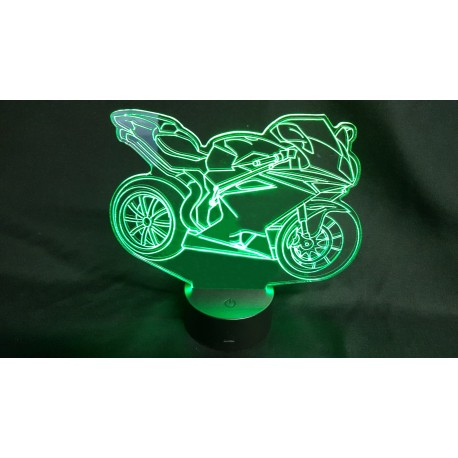 Veilleuse LED moto
