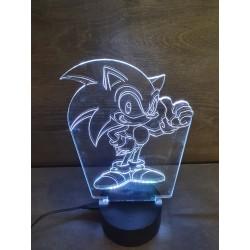 veilleuse Led Sonic