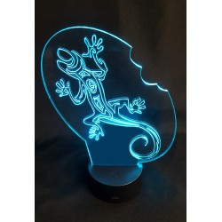 Veilleuse LED margouillat