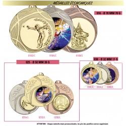 médailles éco