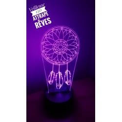 Veilleuses LED attrape rêves