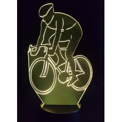 Veilleuses LED cycliste