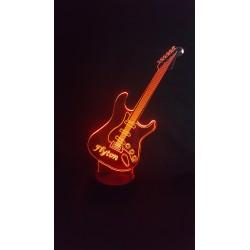veilleuse àLED guitare