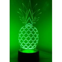 Veilleuse LEd Ananas