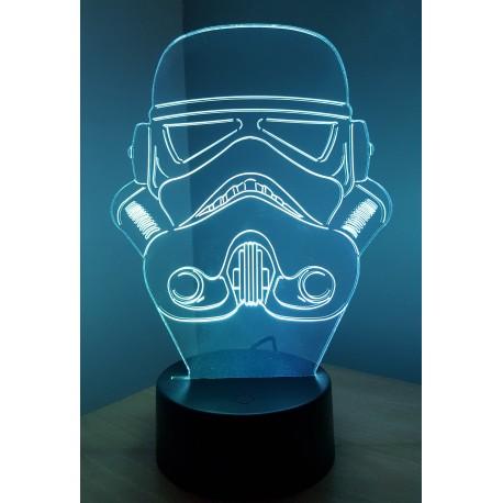 veilleuse Storm trooper