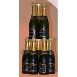 pyramide à 12 bouteilles