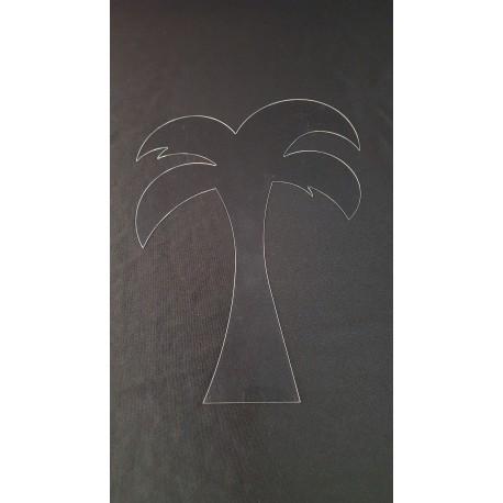 Gabarit palmier A4