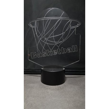 Veilleuse LED basket ball