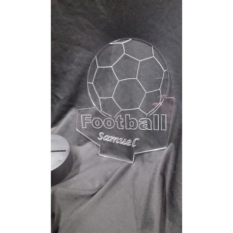 Veilleuse LED Football