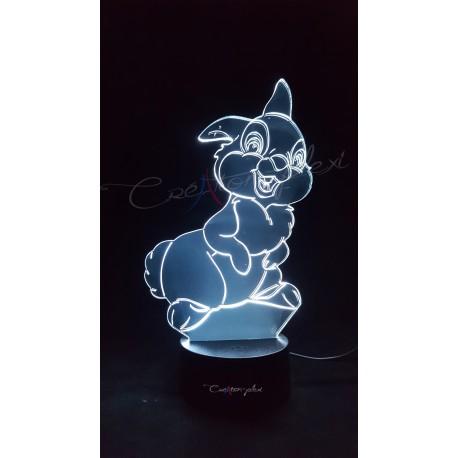 Veilleuses LED lapin