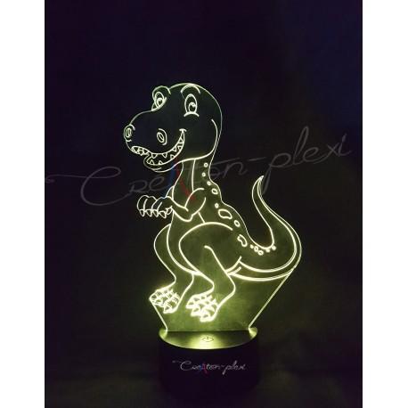Veilleuse LED dinosaure