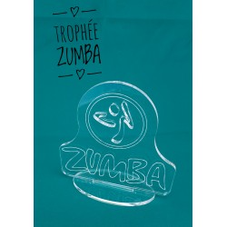 trophée ZUMBA