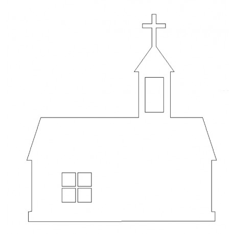 Gabarit église