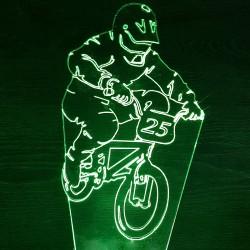Veilleuse LED BMX