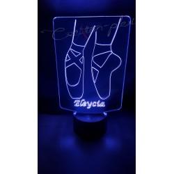 Veilleuse LED chausson danse